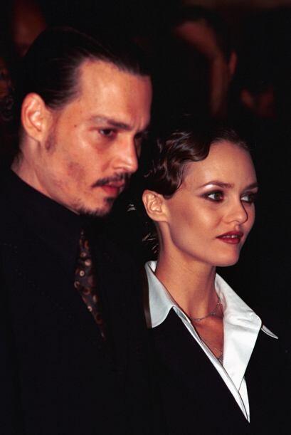 Aunque la pareja nunca se casó tuvieron dos hijos, Lily-Rose Melo...