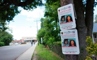Este afiche pedía la asistencia de la comunidad para dar con los...