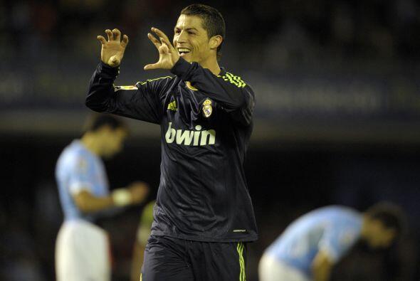 El portugués ponía el 1-0 para el Real Madrid al minuto 61.