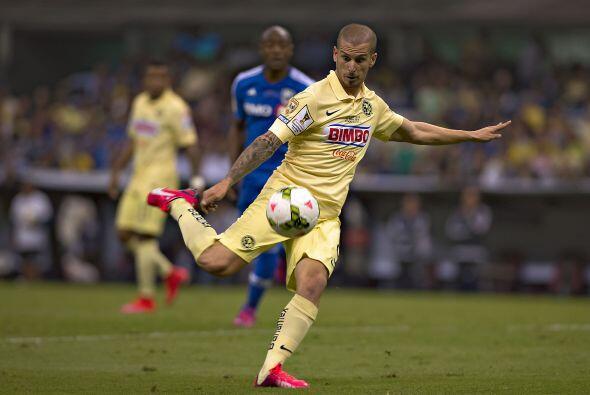 Darío Benedetto, el argentino llegó para ser el complemento de Oribe Per...