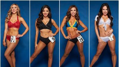 ¡Espectaculares! Los Rams definieron a su equipo de cheerleaders para la nueva temporada