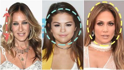 Dinos cómo es la forma de tu rostro y te diremos cuál es el corte de pelo que te favorece