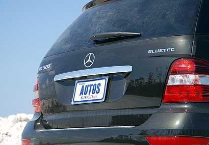 Con su nuevo modelo diesel, Mercedes-Benz demuestra una vez más su líder...
