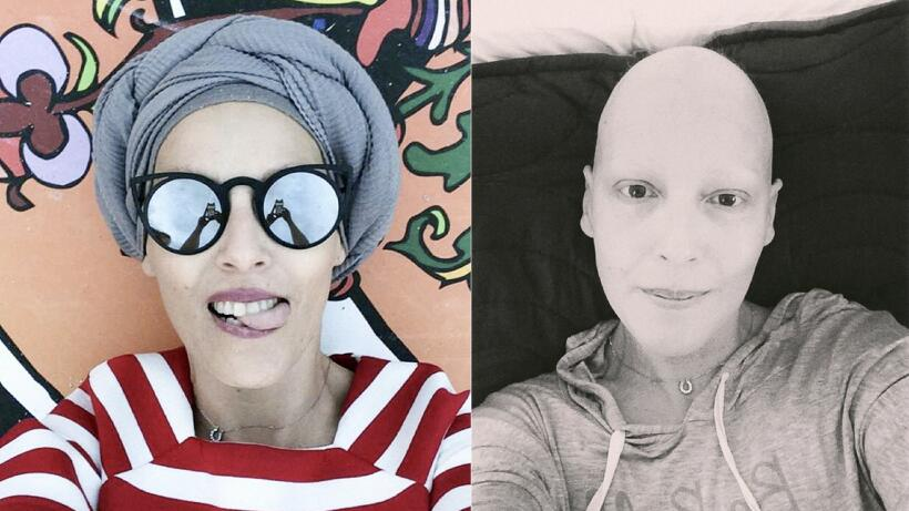 Un año con cáncer de mama.