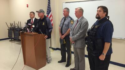 Un policía muerto y otro herido tras tiroteo en Pensilvania