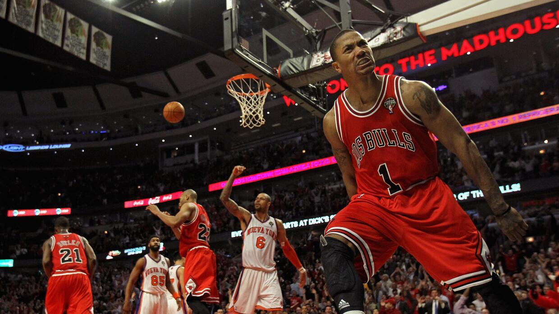La estrella de los Bulls fue operado exitosamente.