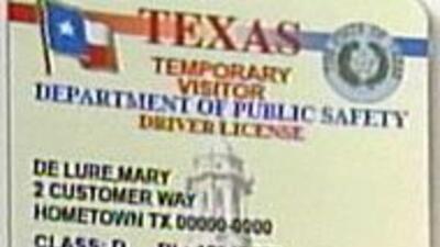 Rechazan cambios a las licencias de conducir de Texas 8ef676c9c39445fda3...