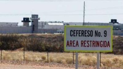 El narcotraficante fue trasladado a esta prisión en la fronteriza...