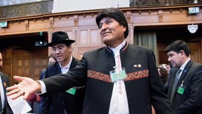 La CIJ da la razón a Chile y rechaza que deba negociar una salida al mar con Bolivia