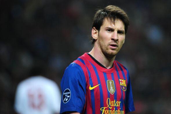 Messi recibía faltas, no pasaba a todos sus rivales y estaba falto de 'p...