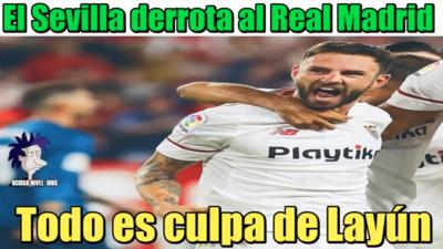 Layún es protagonista de los memes más divertidos de la derrota del Madrid
