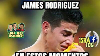 Colombia se quedó con el tercer lugar de la Copa América  y con los memes