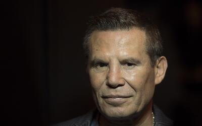 """Julio César Chávez, sobre su hermano: """"Le querían sacar más y como no tr..."""