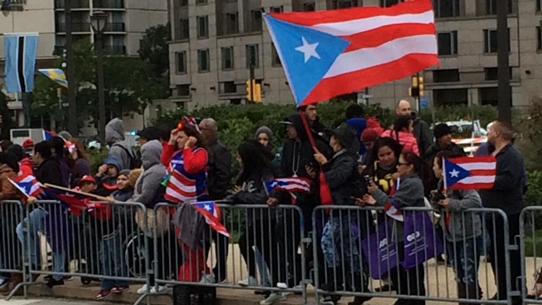 Desfile boricua en PR
