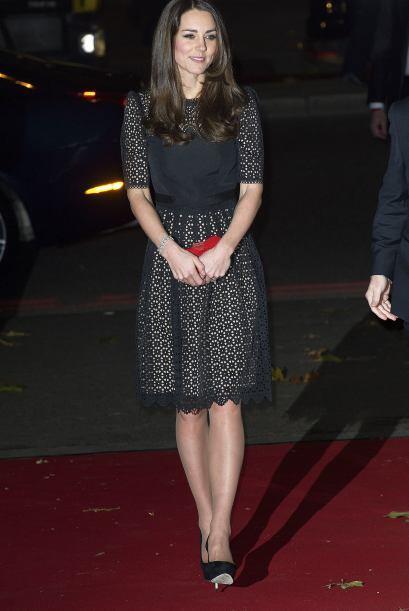 ¡Kate Middleton es una mujer que nunca nos defrauda! Esta semana lució v...