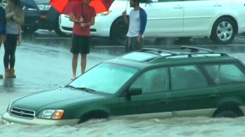 Alabama, Carolina del Sur y Atlanta en estado de emergencia por tormenta...
