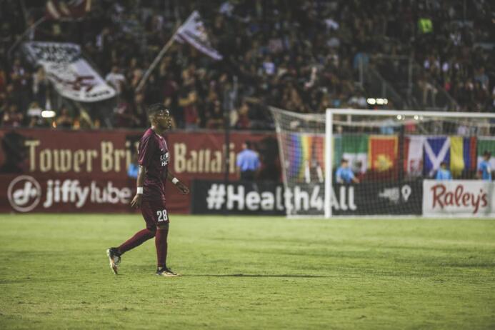 (USL) - Sacramento Republic 2-1 LA Galaxy II: primer gol de Luis Fernand...