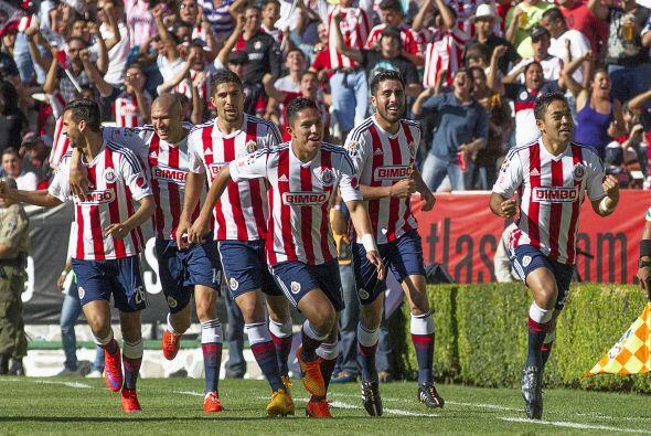 Chivas y Querétaro lograron su pase a semifinales en diferentes e...