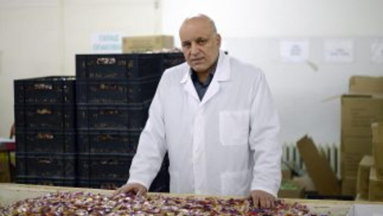 Ventsislav Peychev, un pequeño fabricante de confituras búlgaro, fabricó...