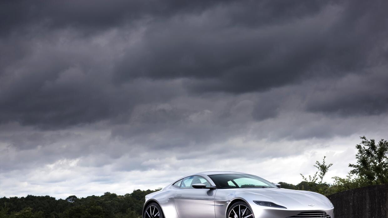 Aston Martin DB10, hecho especialmente para la película Specter (2015)