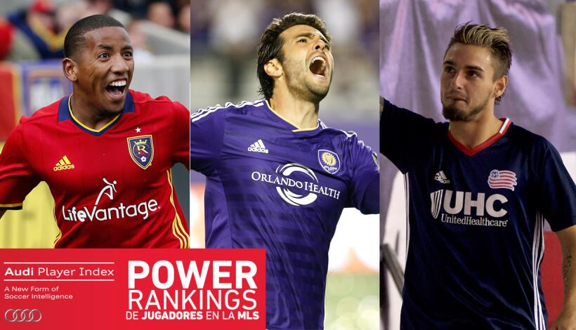 Jermaine Jones se apodera de los Power Rankings de jugadores de la MLS t...