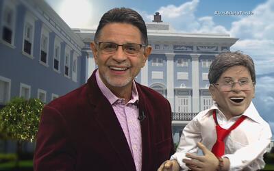 Se juntan 'El Gobe' y Silverio Pérez