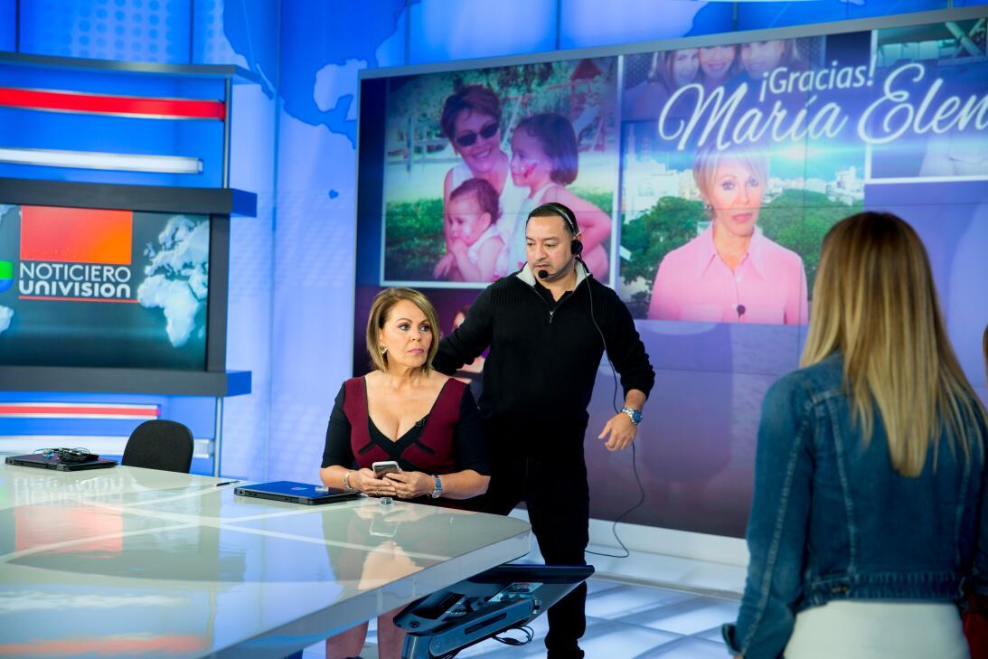 Despedida María Elena Salinas