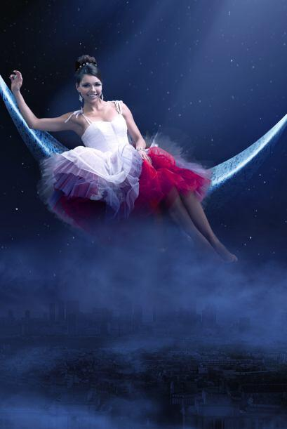 """""""Yo soy una mujer soñadora con metas fijas. Viendo hacia las estrellas p..."""