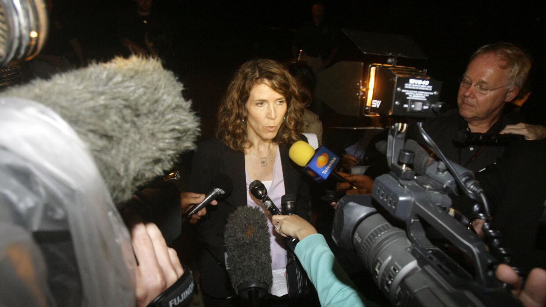 La abogada Sandra Babcock fue quien introdujo los derechos consulares en...