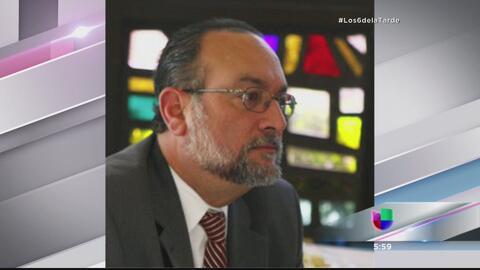 Luis Pabón Roca sufre percance de salud al aire