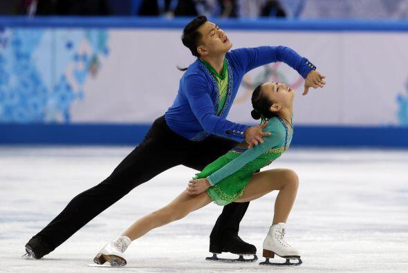 Los chinos Zhang Hao y Peng Cheng, pura armonía sobre la pista en los JJ...