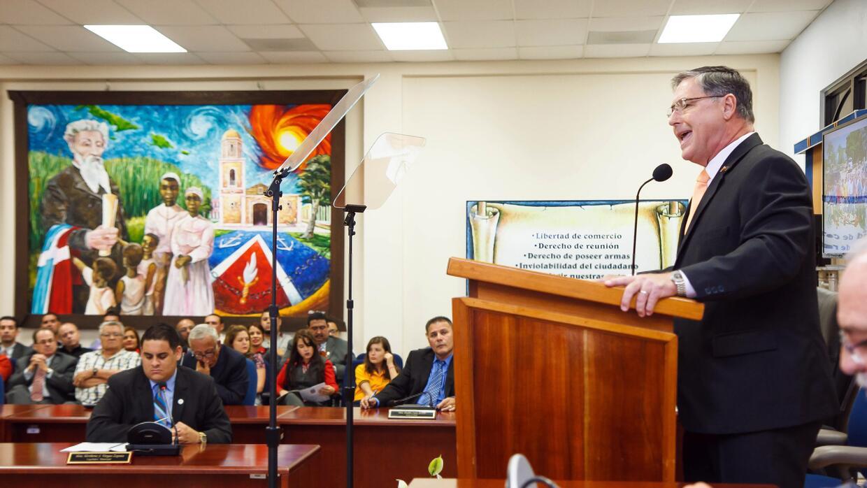 Alcalde de cabo Rojo, Roberto Ramírez Kurtz