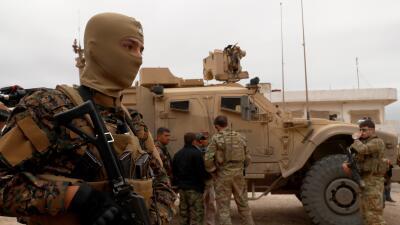 Trump planea retirar de inmediato todos los soldados de Siria a pesar de la oposición del Pentágono