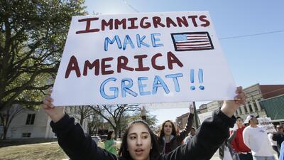En fotos: Así transcurre el 'día sin inmigrantes' en varias ciudades del país