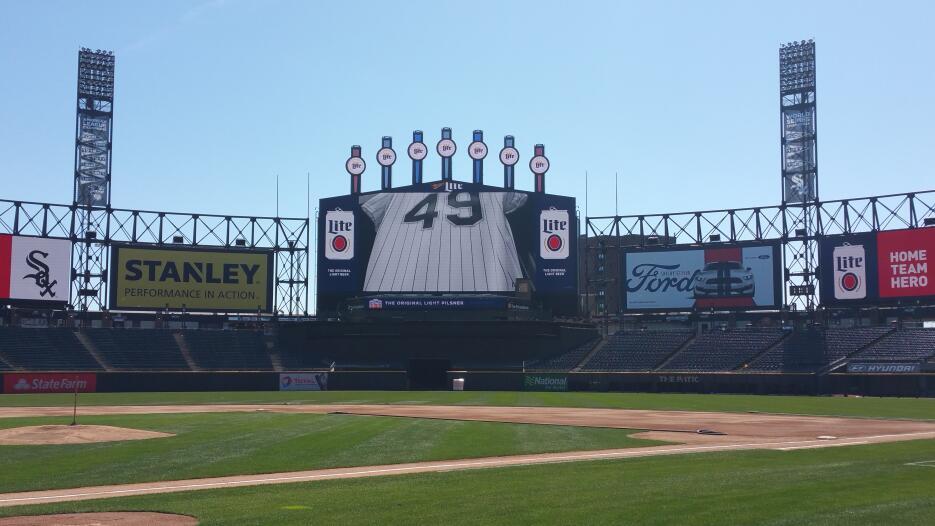 Novedades en el US Cellular Field ante la nueva temporada de los White Sox