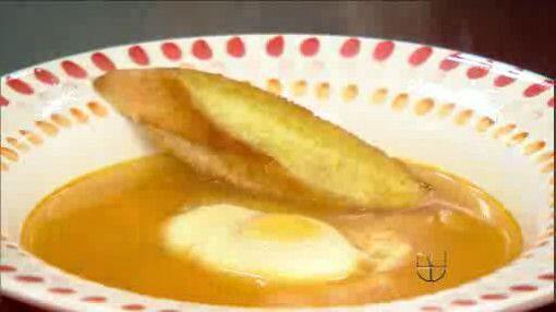 SOPA ESPA'OLA DE AJONo tengas miedo de probar esta sopa. Sabemos que el...