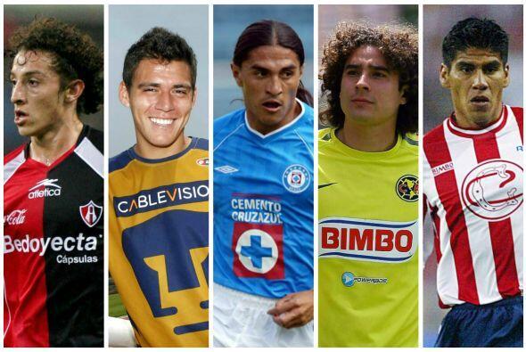 Estos jugadores cumplieron su sueño de jugar en Europa unos desaf...