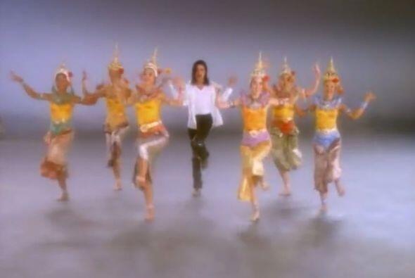 """5. """"Black or White"""" - Michael Jackson (1991) / $4,000,000 ($6,742,243 en..."""