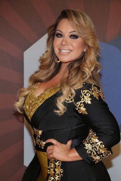 Chiquis Rivera también se destaca como una de las hijas más guapas de la...