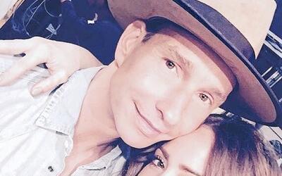Andrea Legarreta y Erik Rubin