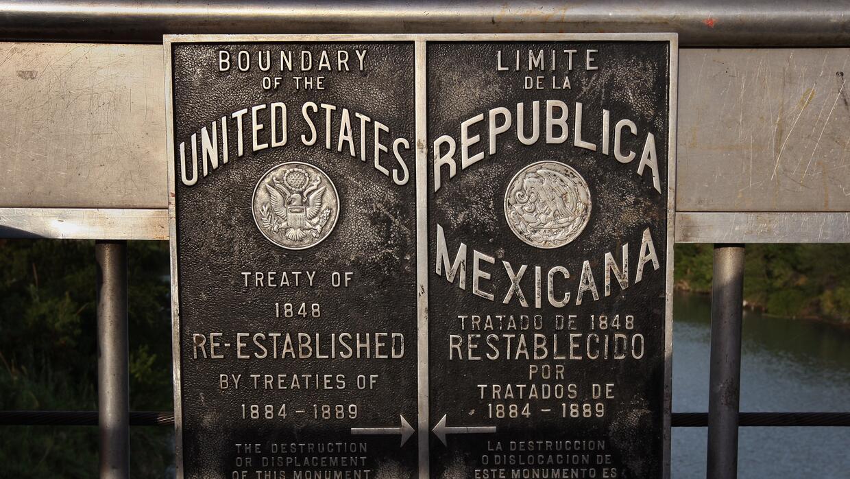 Frontera Estados Unidos - México