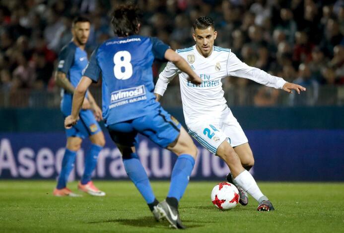 Dos penales fueron la sentencia para Fuenlabrada ante el Real Madrid 636...