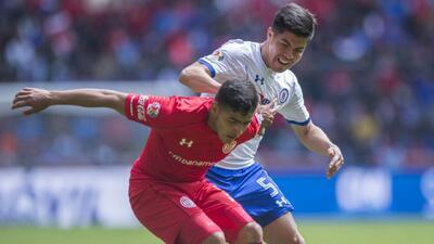 Cruz Azul vs. Toluca: la casa (casi siempre) pierde