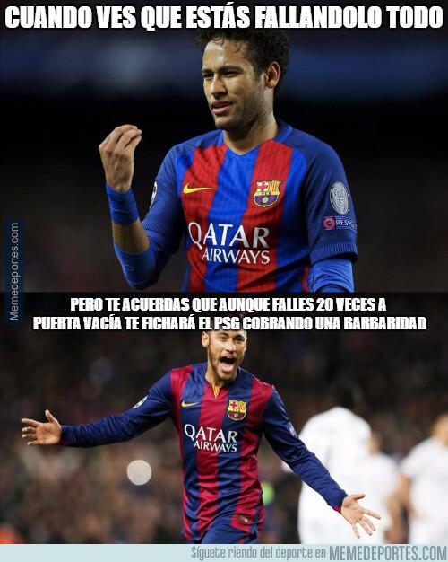 En memes: Neymar se inclina por los millones del PSG MMD_1025071_no_esta...