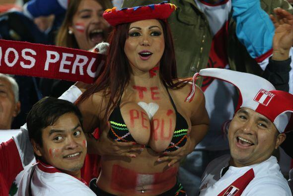 Chile y Perú jugaron un partido lleno de emociones que claisific&...