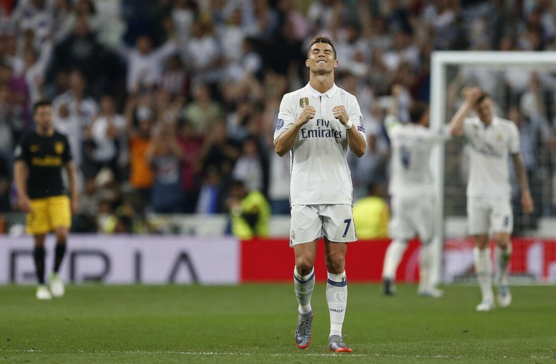 ¡Goleador de Europa! Cristiano tiene más goles en la Champions que estos...
