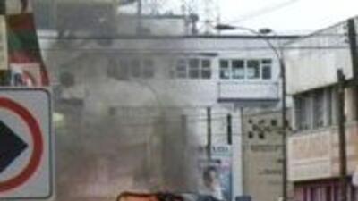 El narco endurece estrategia de violencia para sembrar terror con coche-...