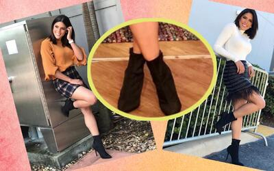 Francisca Lachapel botas