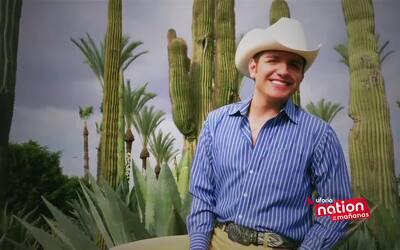 """El Dasa """"Alegre y enamorado""""  en Uforia Nation"""