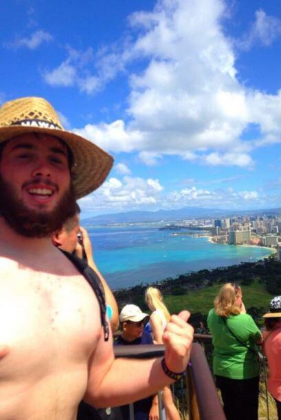 15. HONOLULU, Hawaii. 82 selfies por cada 100.000 habitantes. | Foto tom...